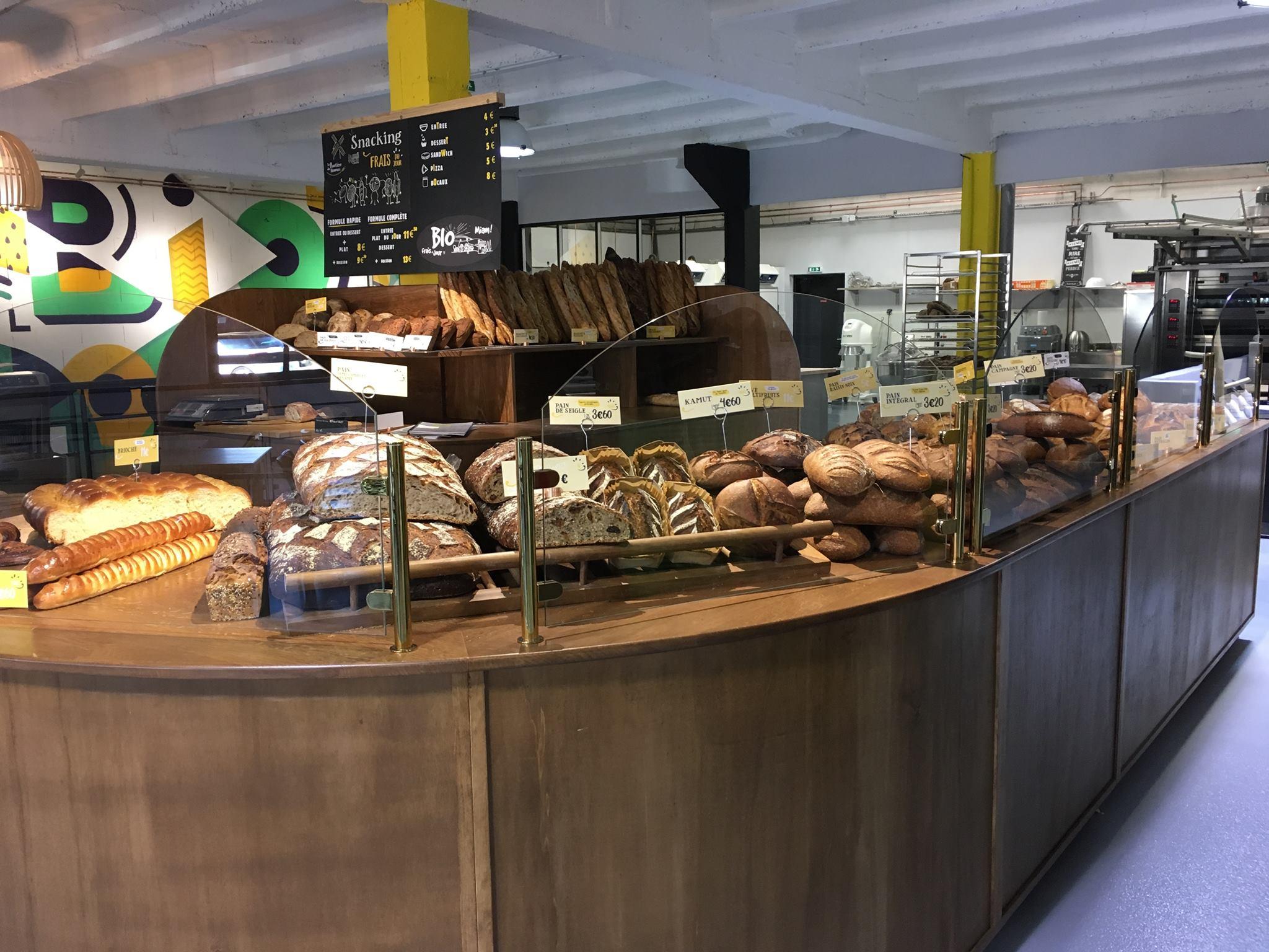 boulangerie Nantes