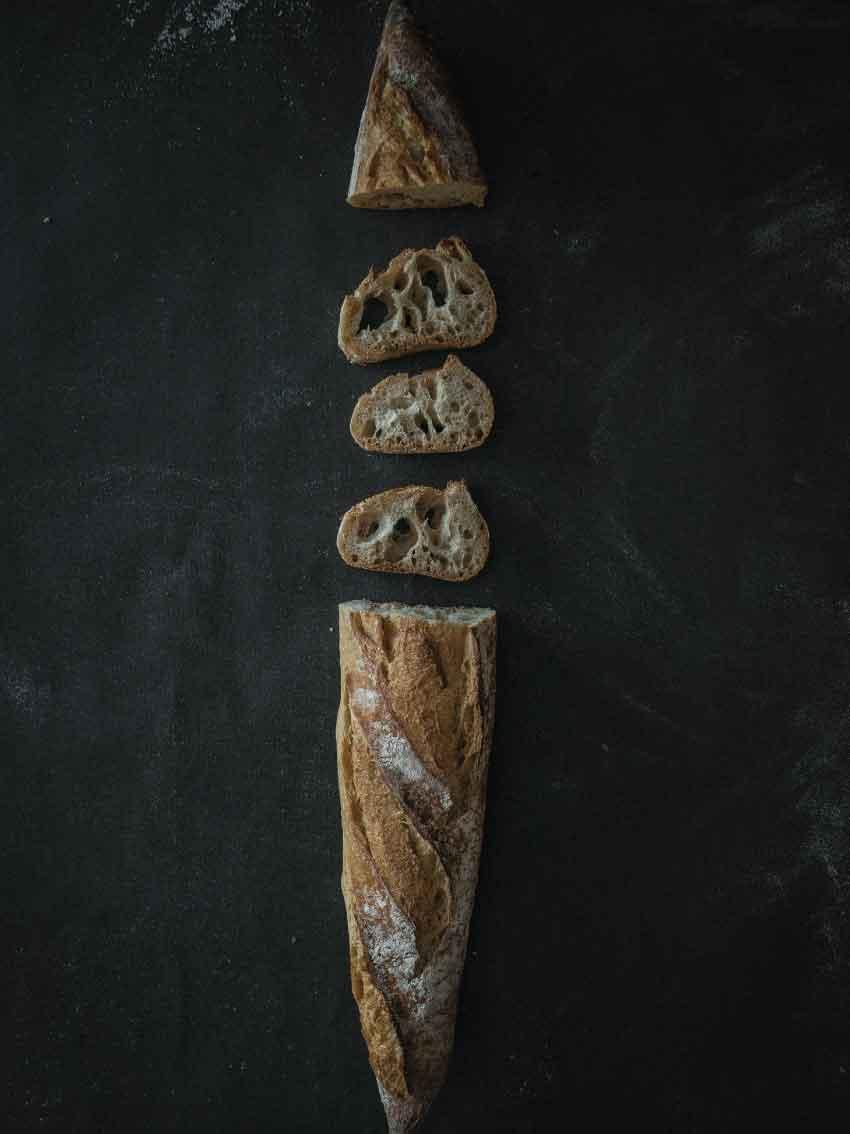 baguette semi-complete