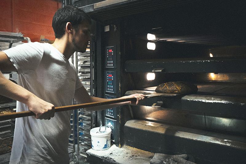 four boulangerie bio