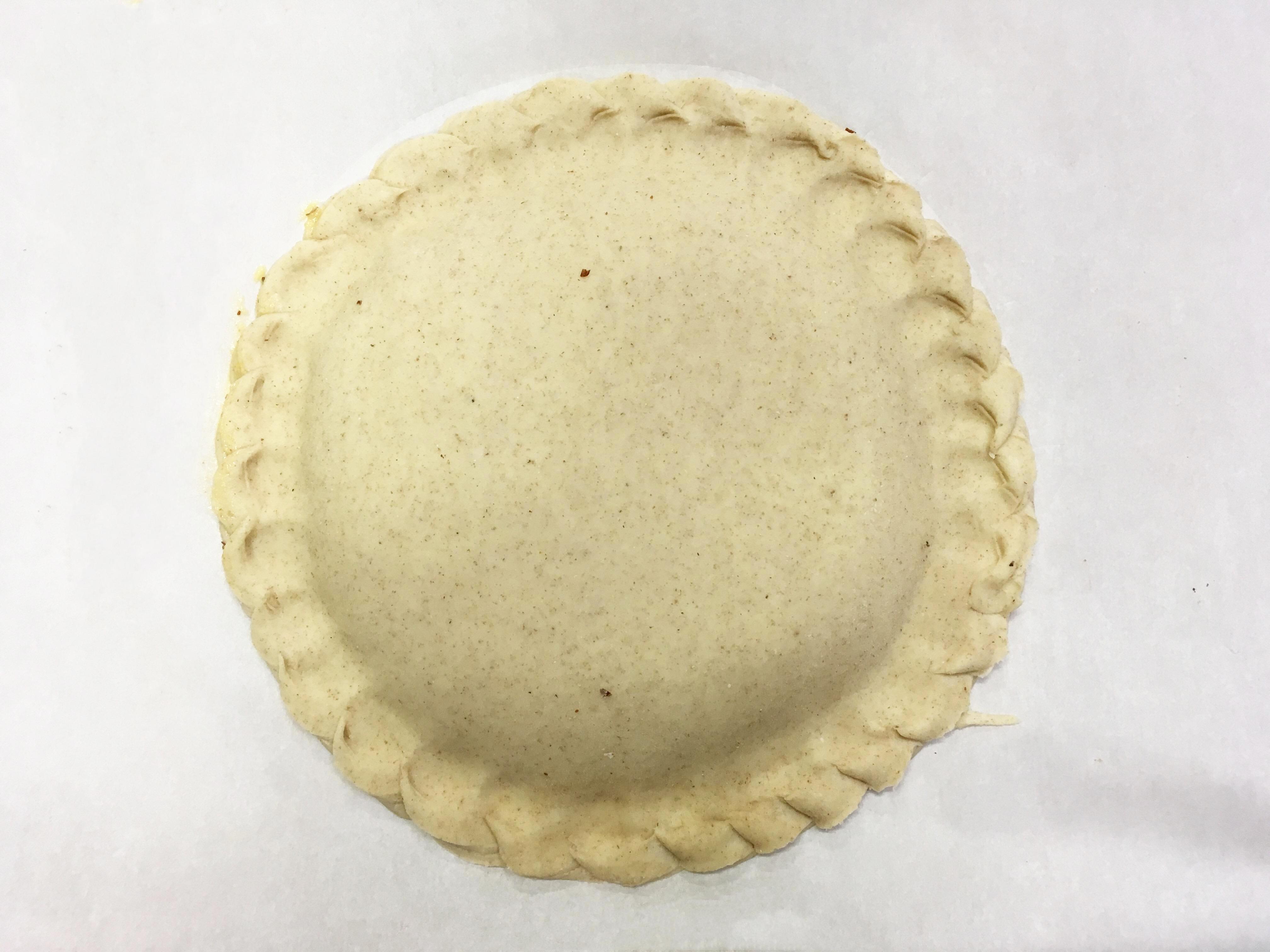 préparation galette