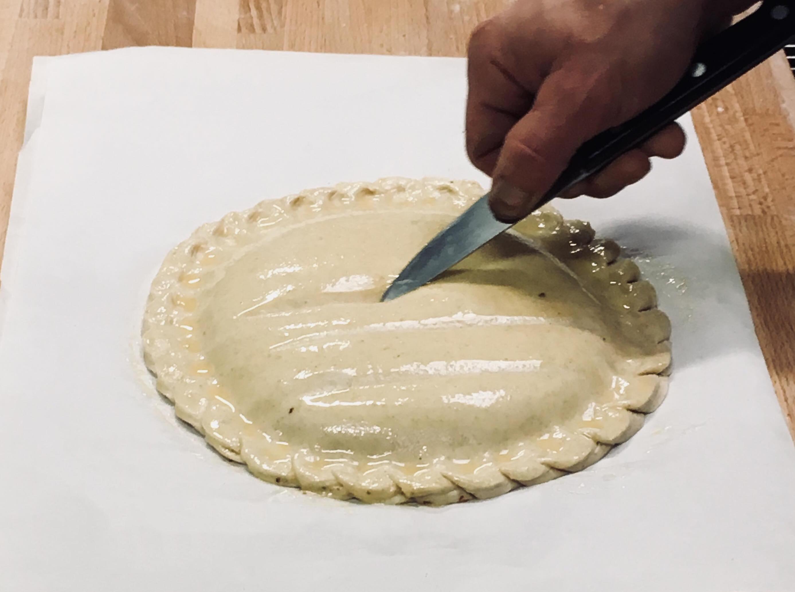grignage galette