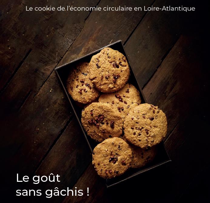 cookie zéro déchet