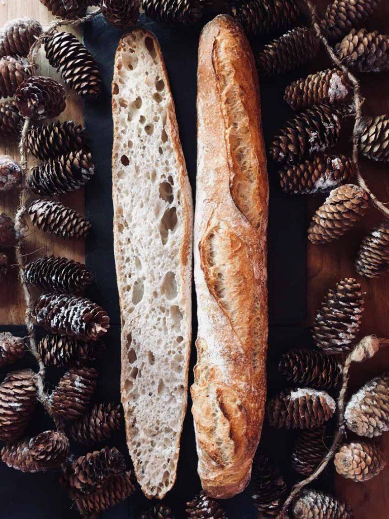 Baguette - La Panetière des Hameaux